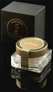 Standard White Caviar of excellent quality